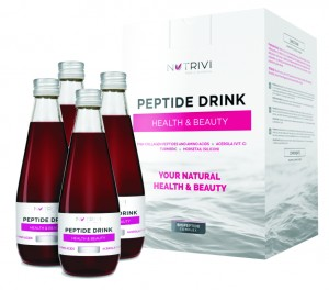 Peptide Drink Health & Beauty 4x300ml